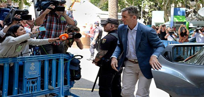 Iñaki Urdangarin ya está en prisión
