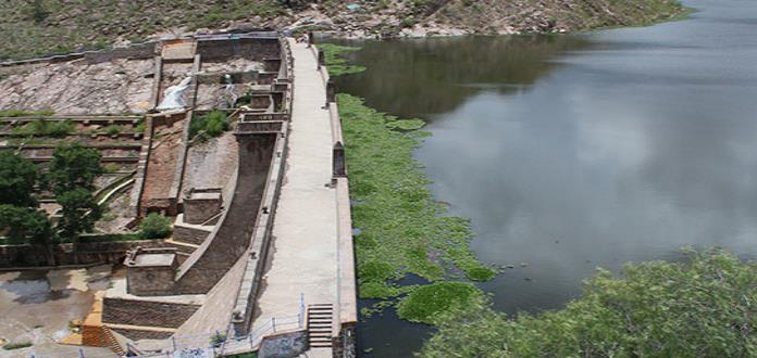 Descartan riesgos de desborde de la presa
