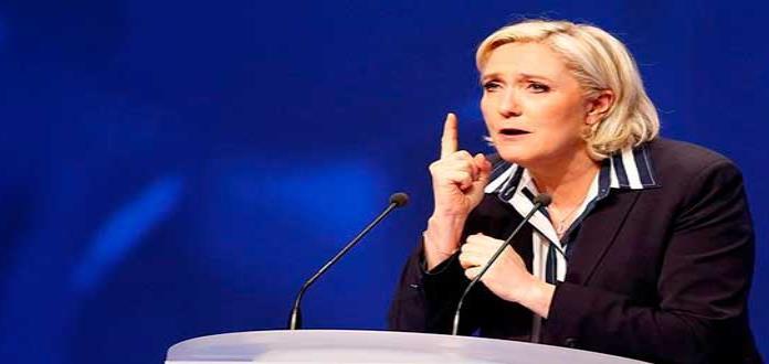 Marine Le Pen deberá restituir 347 mil dólares a la Eurocámara