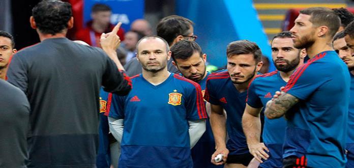 España encara a Irán en busca del triunfo