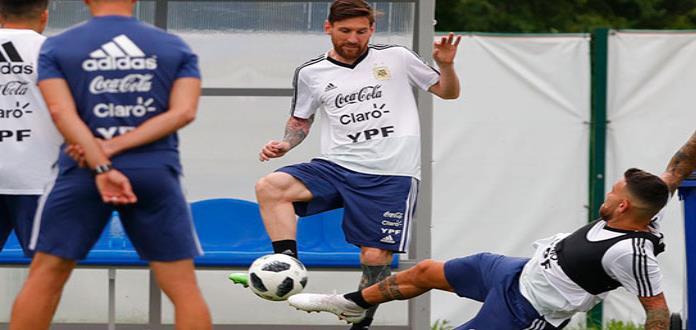 Argentina, ante una encrucijada impensada contra Croacia