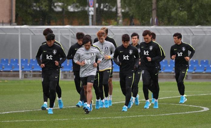 Surcoreanos destacan velocidad de la Selección Mexicana
