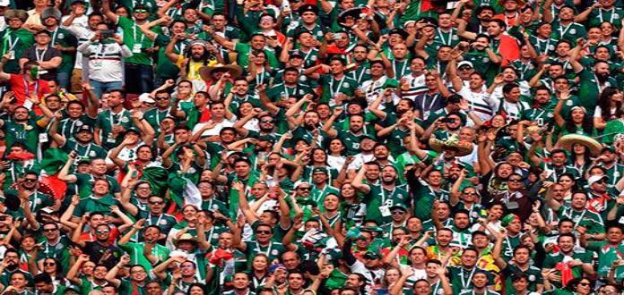 La FIFA impone multa a México por grito de aficionados y amenaza con sanciones