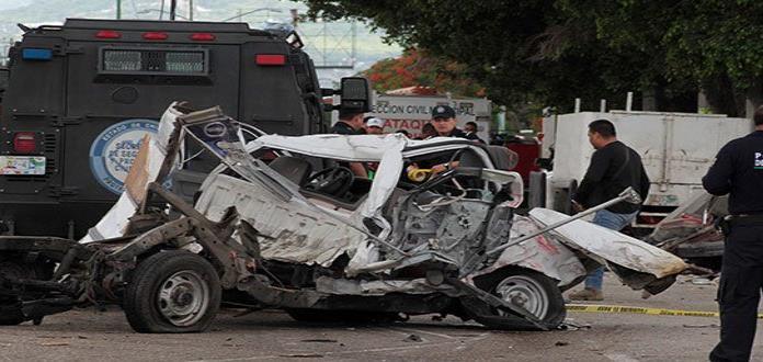 Tráiler sin frenos deja 7 muertos en carretera Panamericana