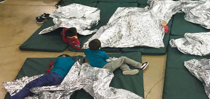 Seguidores de Donald Trump se burlan de niños migrantes