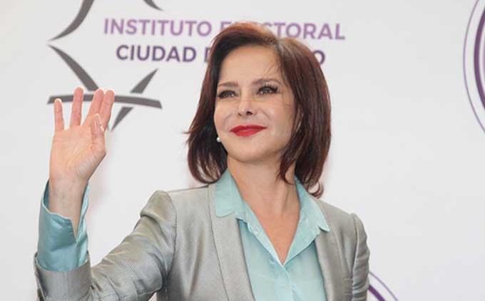 Ofrece Carpinteyro gobernar la Ciudad de México con visión metropolitana