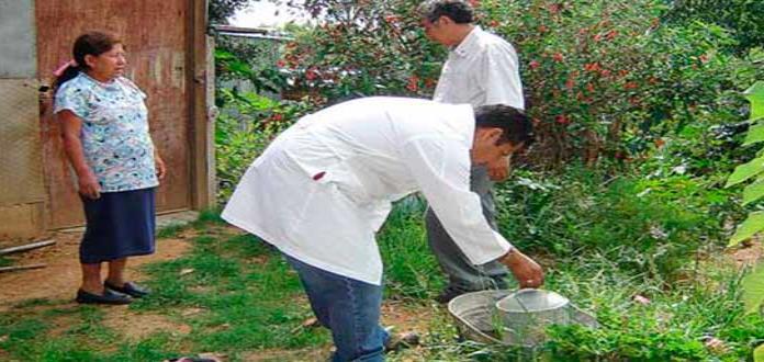 Aplica Coepris acciones sanitarias por las lluvias