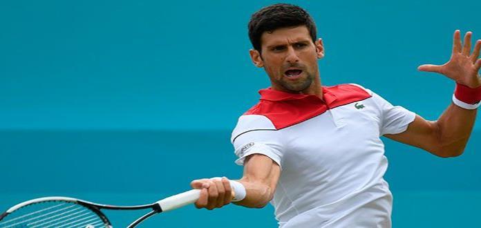 Novak Djokovic venció a Grigor Dimitrov en Queens