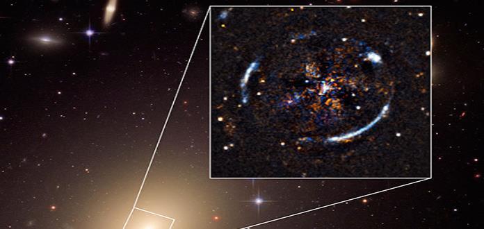 Comprueban teoría de la relatividad de Einstein fuera de la Vía Láctea