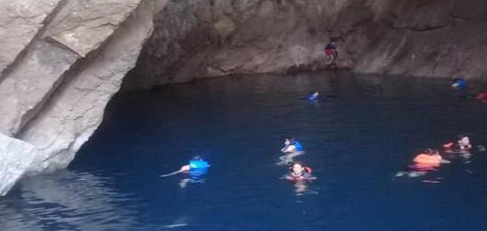Abren acceso a la Cueva del Agua