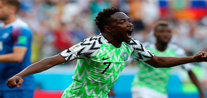 Nigeria derrota a Islandia y mantiene con vida a Argentina