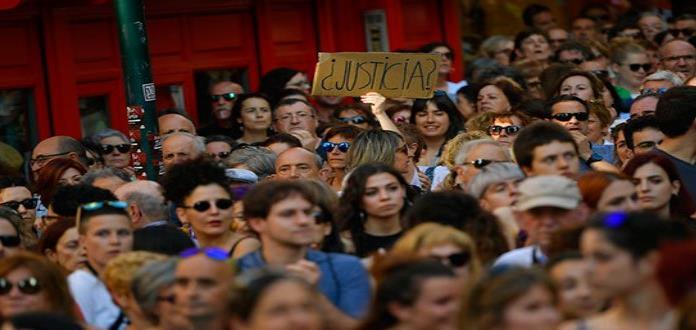 Apelarán fallo a favor de La manada en España