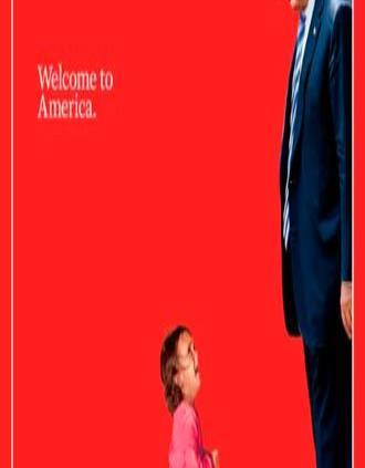 Foto de niña inmigrante que aparece en la portada de Time genera debate