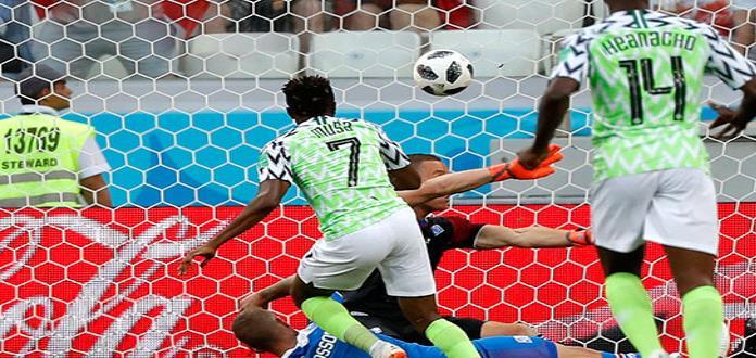 Doblete de Musa le da triunfo a Nigeria