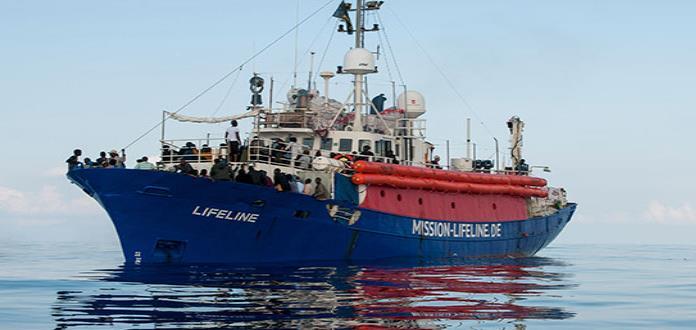 Italia y Malta rechazan recibir barco Lifeline