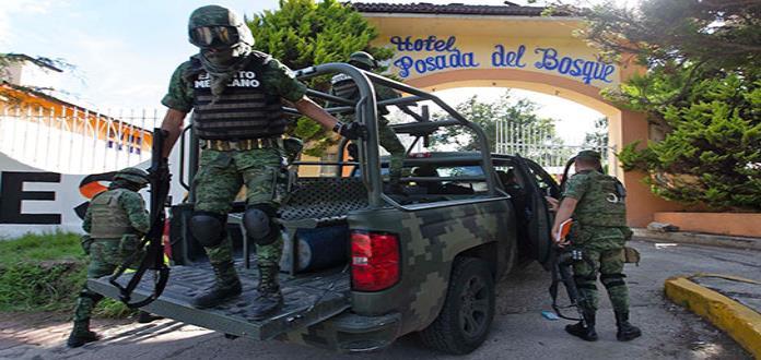 """Blindan"" Michoacán por alza en violencia"