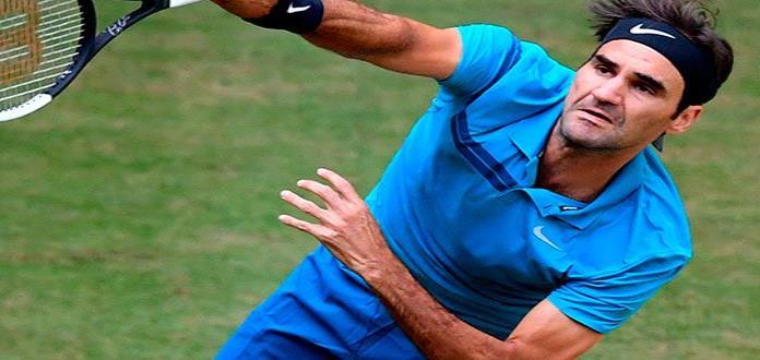 Roger Federer disputará la final del Torneo de Halle