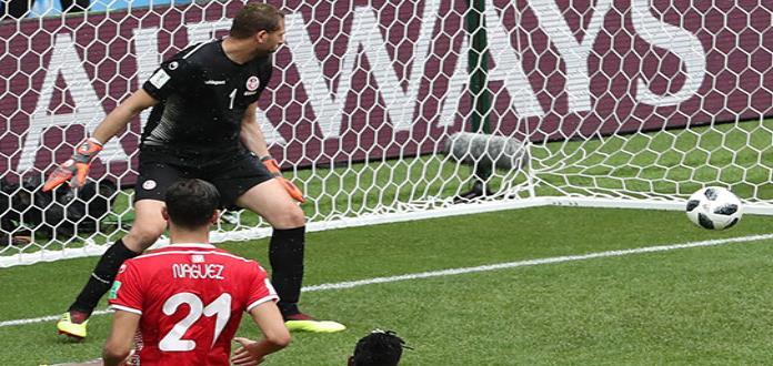 Bélgica golea a Túnez y avanza a 8os. de final