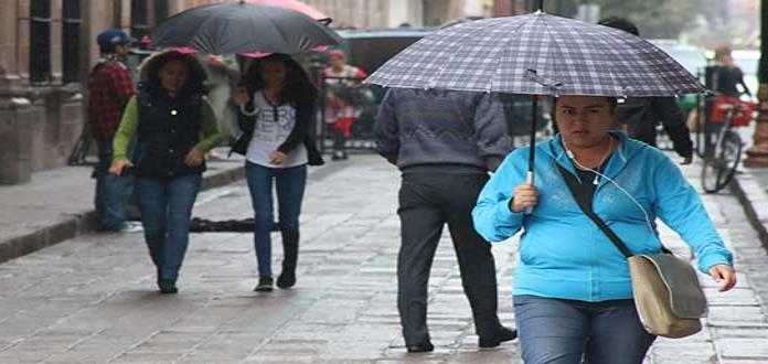 Onda tropical y una zona de inestabilidad ocasionará lluvias en SLP
