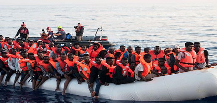 Apoya UE examinar a migrantes de África