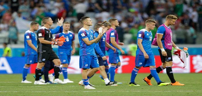 Sin miedo, Islandia se juega la vida ante Croacia