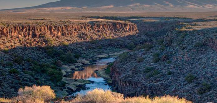 El río Bravo pierde su brío y podría desaparecer por la excepcional sequía en EEUU