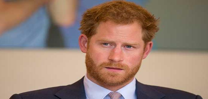 El príncipe Harry participará con Elton John en una conferencia sobre el Sida