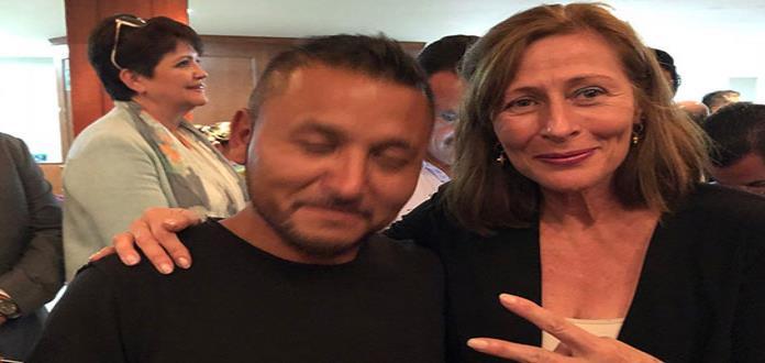 Tatiana Clouthier presume foto con El Mijis en Twitter