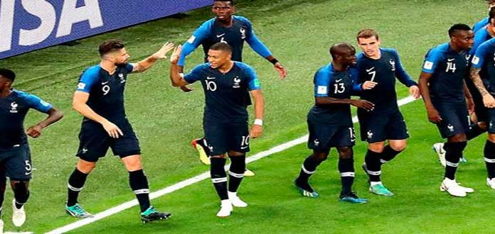 Franceses recibirán 400 mil Dls. si ganan Mundial