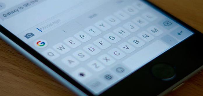 Teclado Gboard de iOS tendrá Código Morse para personas con poca movilidad