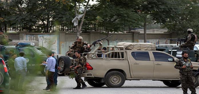 Deja ataque suicida 8 muertos en Kabul