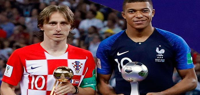 Modric es Balón de Oro al mejor jugador del Mundial