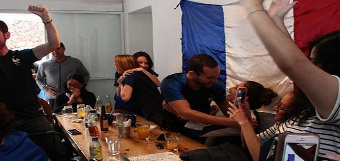 Festejos franceses llegaron hasta SLP