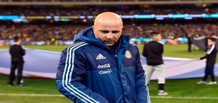 Sampaoli deja la selección argentina