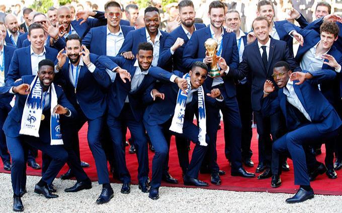 Campeonato en el Mundial le da a Francia nuevos héroes