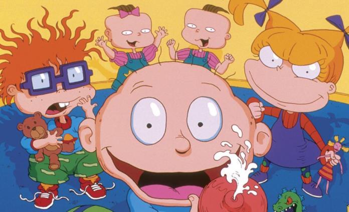 """Nickelodeon anuncia episodios y película de """"Rugrats"""""""