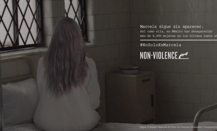 #NoSoloEsMarcela, la campaña para concientizar sobre la desaparición de mujeres en México
