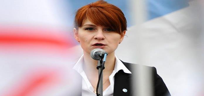Intriga y sexo rodean historia de la acusada de ser espía rusa