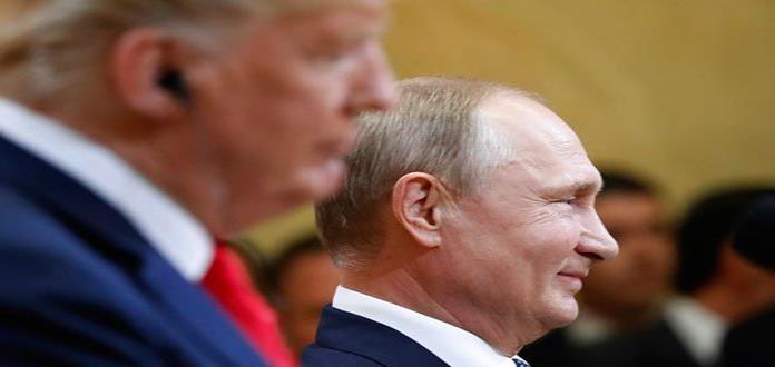 """Fuerzas"" en EUA quieren sacrificar relaciones con Rusia: Putin"