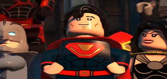 Lanzan nuevo adelanto del LEGO DC Super-Villains