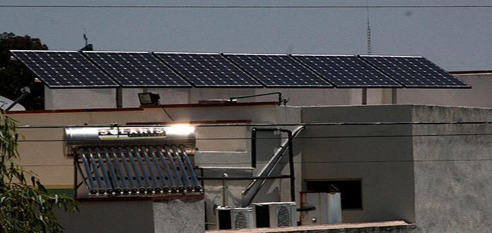 Financia el Fide tecnologías para casas ecológicas