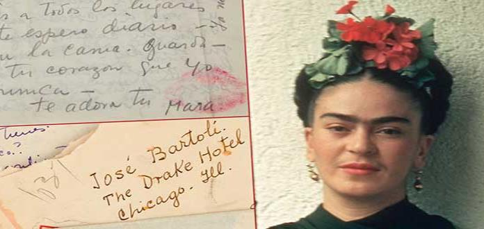 Demandan a familiares de Frida Kahlo en EU por derechos sobre la imagen de la artista