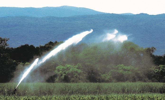 México, segundo país del mundo que usa agua sin tratar para riego