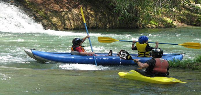 Prohíben nadar en tramo peligroso del río Tampaón