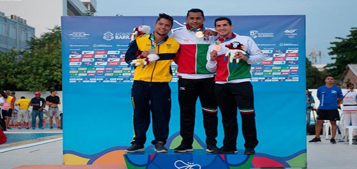 Jahir Ocampo logra la primera presea de oro para México