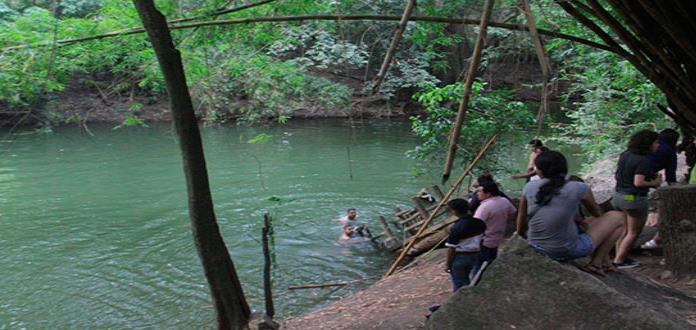 Paisano se ahoga en paraje de la Huasteca