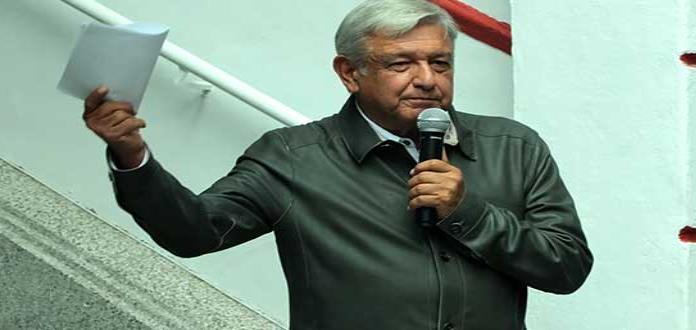 López Obrador reitera transparencia absoluta en su gobierno