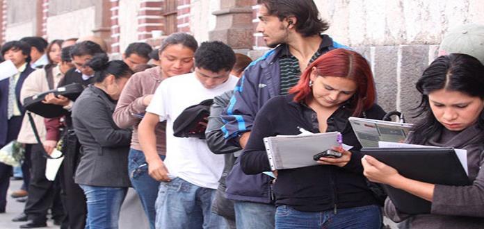 Jóvenes, con mayor tasa de desempleo