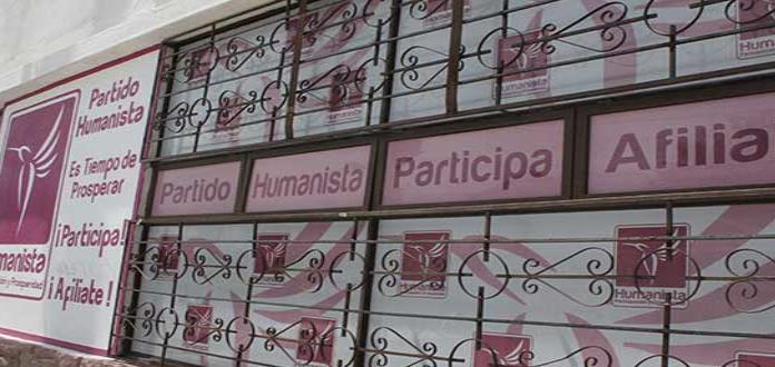 Desecha tribunal más de 40 impugnaciones del Partido Humanista