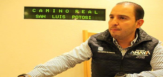 Surge bloque panista contra candidatura de Marko Cortés por ser parte del grupo de Anaya